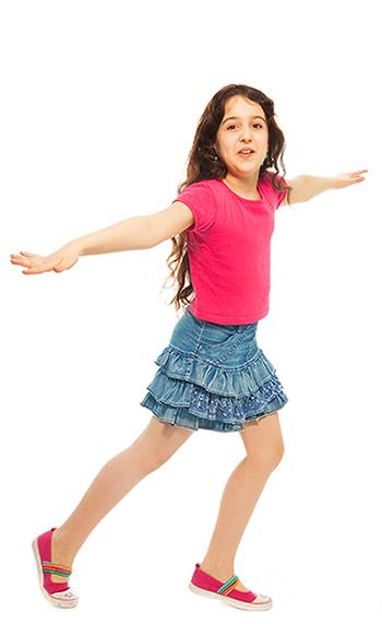 AWANA girl